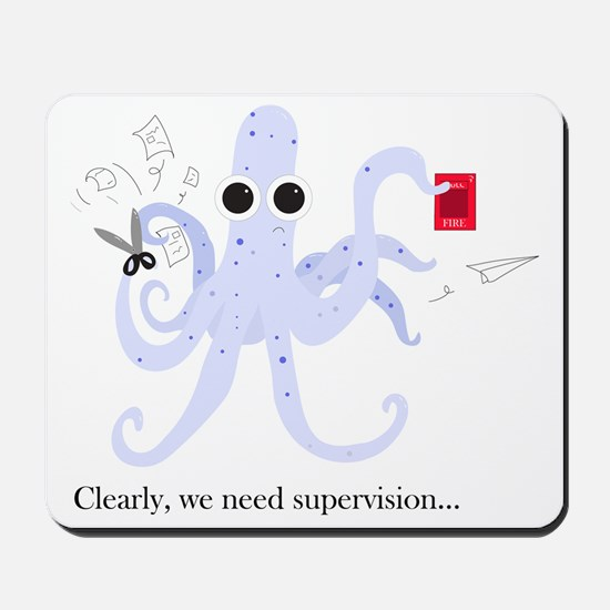 Supervision Mousepad