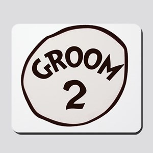 Groom 2 Mousepad