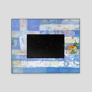 Greek Flag Picture Frame