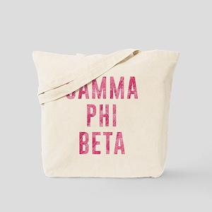 Gamma Phi Beta Carnation Tote Bag
