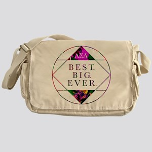 Alpha Sigma Alpha Best Big Messenger Bag