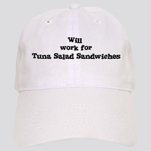 Will work for Tuna Salad Sand Cap