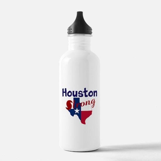 Houston Strong Hurrica Water Bottle