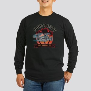 Patch for White Long Sleeve Dark T-Shirt