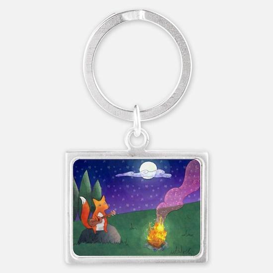 The Fox Keychains