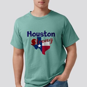 Houston Strong Hurrican Mens Comfort Colors Shirt
