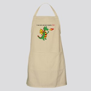 Fire breathing dragon Apron