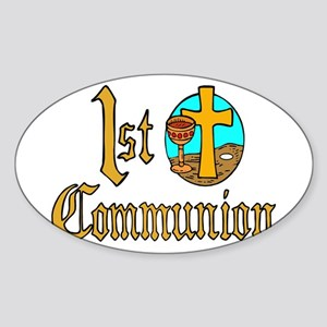 First Holy Communion Sticker