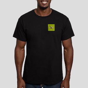 Team Rue Farmer Men's Fitted T-Shirt (dark)
