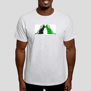 Irish Cats Ash Grey T-Shirt