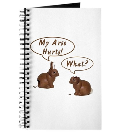The Chocolate Bunny Journal