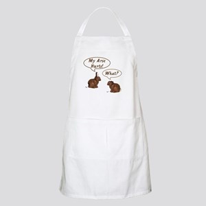 The Chocolate Bunny BBQ Apron