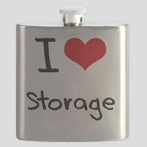 I love Storage Flask