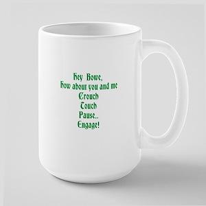 Irish Rugby T-Shirt Mugs