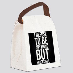 Anything but successful Canvas Lunch Bag