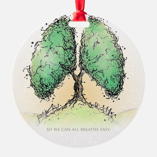 Living Breath  Ornament