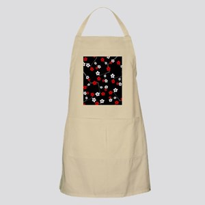 Cherry Blossoms at Night Apron