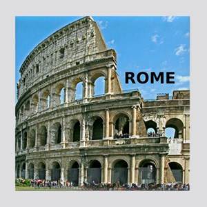 Rome_12x12_v2_Colosseum Tile Coaster
