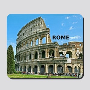 Rome_12x12_v2_Colosseum Mousepad