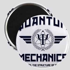Quantum Mechanics Magnet