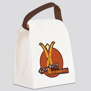 Captain Hottie & The Rovernauties Canvas Lunch Bag