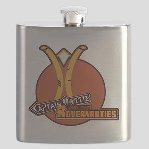Captain Hottie & The Rovernauties Flask
