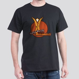 Captain Hottie & The Rovernauties Dark T-Shirt