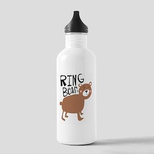 ring bear-er Stainless Water Bottle 1.0L