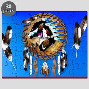 Yard Sign-Spiritual Horse Puzzle