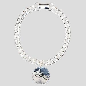 fh_ipad2cover Charm Bracelet, One Charm