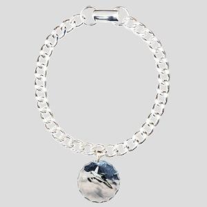 fh_Portrait_Keychain_876 Charm Bracelet, One Charm