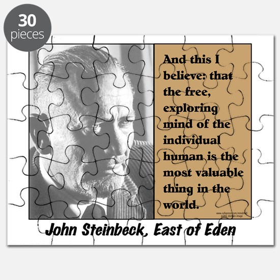 Steinbeck Puzzle