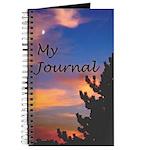 Evening Sky #2 Journal