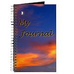 Evening Sky #1 Journal