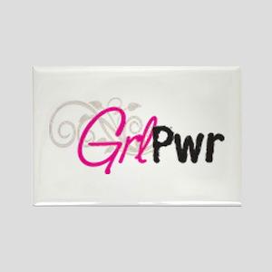 GRL-PWR Large Logo Magnets