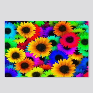 Sunflowers SB Postcards (Package of 8)