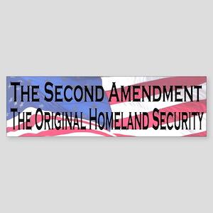 The Second Amendment, Original Homeland Security