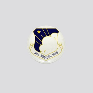59th Medical Wing Mini Button