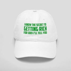 SecretGettingRich2C Cap