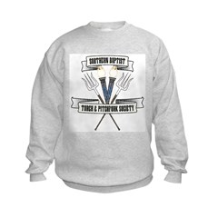 Torch and Pitchfork Society Sweatshirt