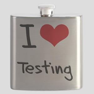 I love Testing Flask