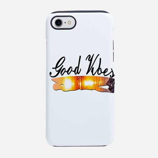 good vibes iPhone 7 Tough Case