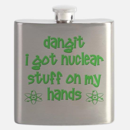 funny nuclear nuke funny nukes Flask