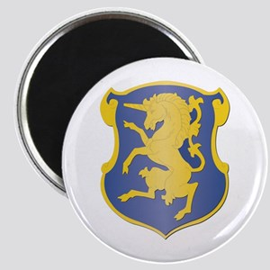DUI - 6th Squadron - 6th Cavalry Regiment Magnet