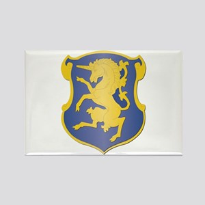 DUI - 6th Squadron - 6th Cavalry Regiment Rectangl