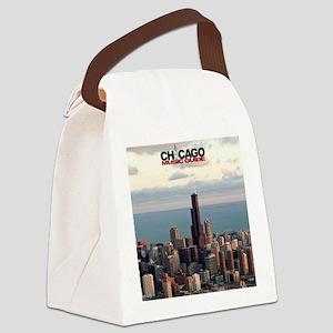 Standard Mousepad 3 Canvas Lunch Bag