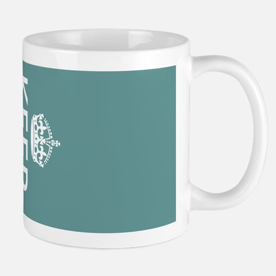 Keep Calm and Ask Mum Mug