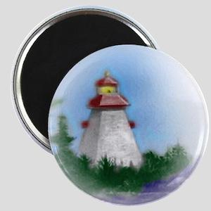 Light House Panting Magnet