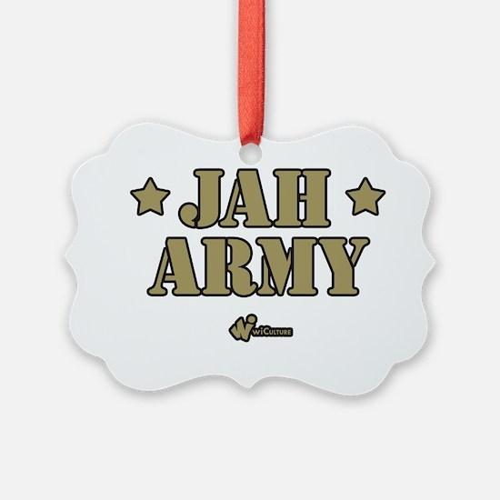 Jah Army Ornament