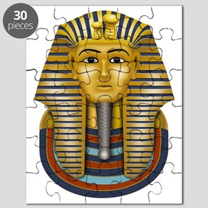 Egyptian King Tut Puzzle